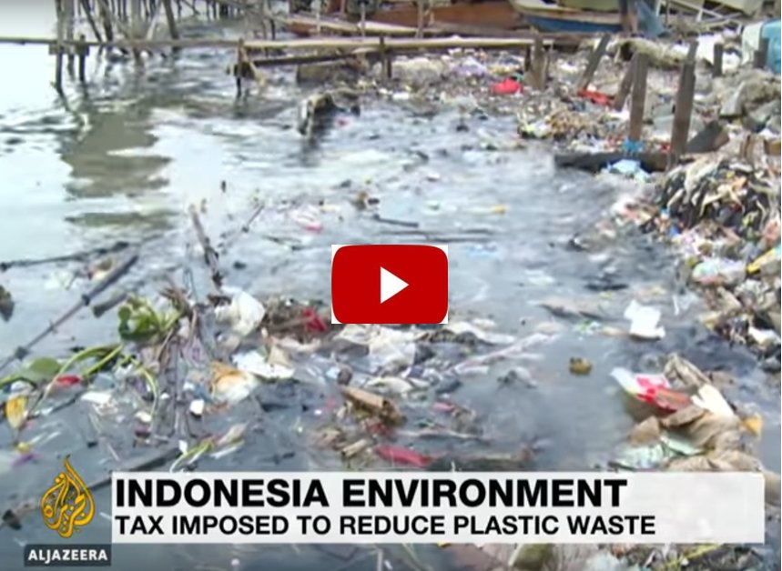 2016.09.15 Indonesia plastic tax