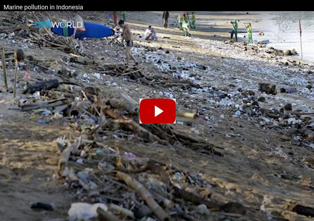 2017.12.28 Indonesia Marine pollution YT
